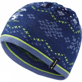 Vaude Kids Berg Beanie II Sailor Blue