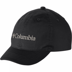 Columbia Youths Adjustable Ball Cap Black