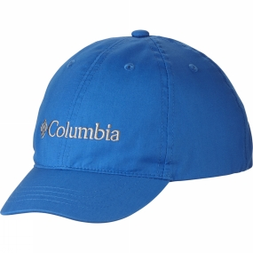 Columbia Youths Adjustable Ball Cap Super Blue