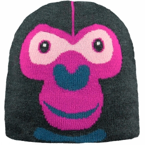 Barts Kids Banzai Beanie Dark Heather
