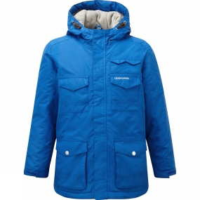 Craghoppers Craghoppers Kids Alix Jacket Deep China Blue