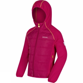 Regatta Boys Kielder Hybrid II Insulated Jacket