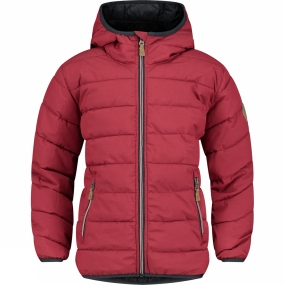 Ayacucho Youth Jacket Dark Red