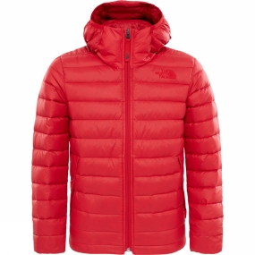 The North Face The North Face Kids Aconcagua Down Hoodie Red