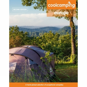 Punk Publishing Cool Camping Europe