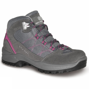 Scarpa Kids Cyclone Boot Grey/Passion