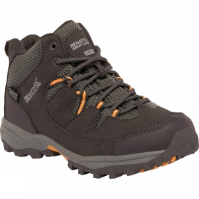 Kids Holcombe Mid Boot