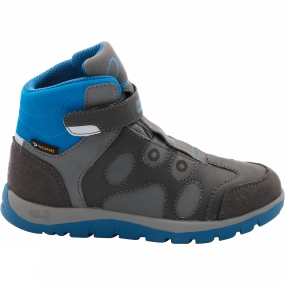 Jack Wolfskin Kids Providence Texapore Mid VC Boot Brilliant Blue