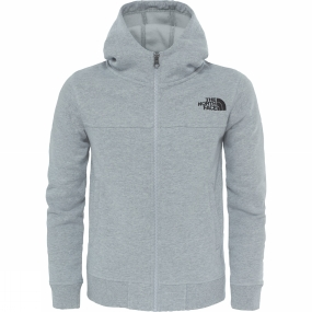 The North Face Youths Full Zip Drew Peak Hoodie