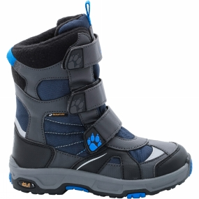 Jack Wolfskin Boys Snow Diver Texapore Boot Night Blue