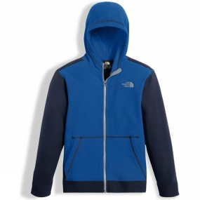 The North Face Glacier Full Zip Hoodie Age 14+