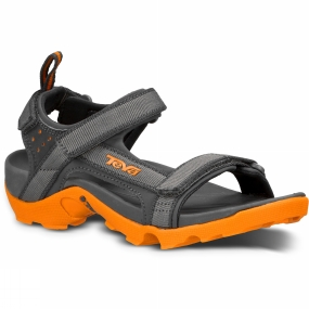 Teva Teva Kids Tanzia Sandal Grey / Orange