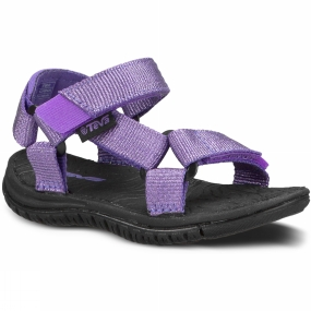 Teva Teva Toddlers Hurricane 3 Sandal Purple Metallic
