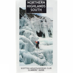 SMC - Guidebooks Northern Highlands South: Scottish Mountaineering Club Climbers' Guide