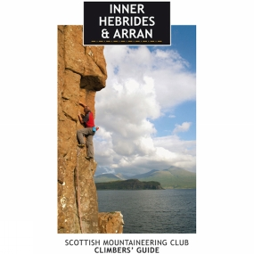 SMC - Guidebooks Inner Hebrides and Arran: Scottish Mountaineering Club Climbers' Guide