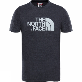 The North Face The North Face Easy Tee 14+ TNF Dark Grey Heather/ High Rise Grey
