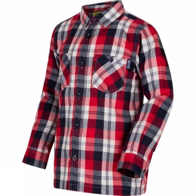 Regatta Boys Noster Long Sleeve Shirt
