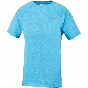 Boys Silver Ridge II Short Sleeved Tee Boys Silver Ridge II Short Sleeved Tee by Columbia