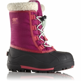 Sorel Sorel Youth Cumberland 14+ Deep Blush