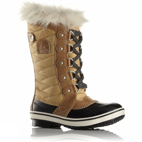 Sorel Sorel Youth Tofino II Boots Curry/ Reef