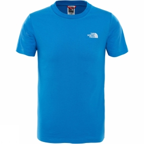 The North Face Youths Simple Dome T-Shirt Ages 14+