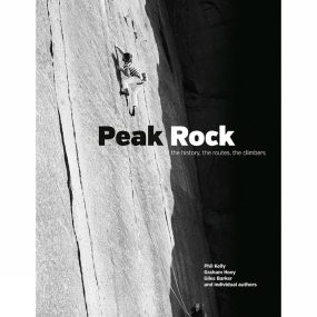 Vertebrate Publishing Peak Rock: The History, the Routes, the Climbers