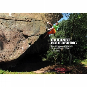 Vertebrate Publishing Vertebrate Publishing Churnet Bouldering 1st Edition, March 2015