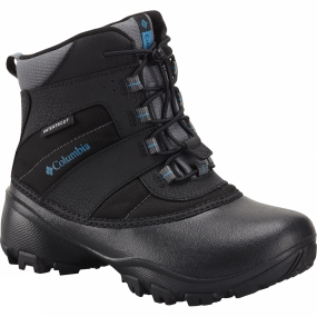 Columbia Boys Youths Rope Tow III Waterproof Boot Age 14+
