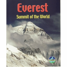 Rucksack Readers Everest: Summit of the World No Colour