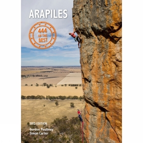 Onsight Publishing Arapiles: 444 of the Best 1st Edition, 2013