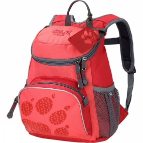 Jack Wolfskin Kids Little Joe Rucksack Grapefruit/Hibiscus