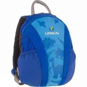 LittleLife Toddler Runabout Daysack Blue