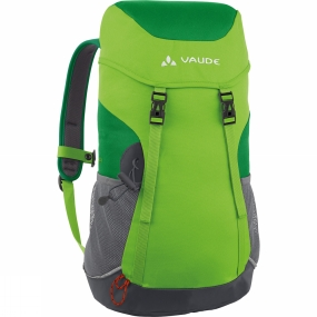 Vaude Kids Puck 14 Rucksack Grass / Applegreen