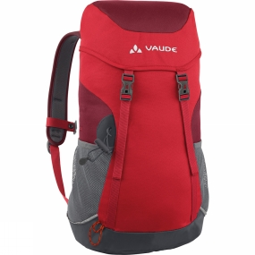 Vaude Kids Puck 14 Rucksack Salsa / Red