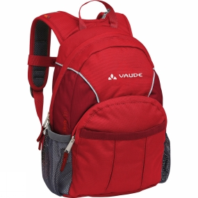 Vaude Kids Minnie 10 Rucksack Salsa / Red