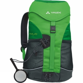 Vaude Kids Puck 10 Rucksack Grass / Applegreen