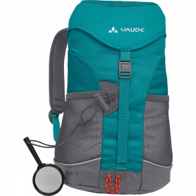 Vaude Kids Puck 10 Rucksack Green Spinel