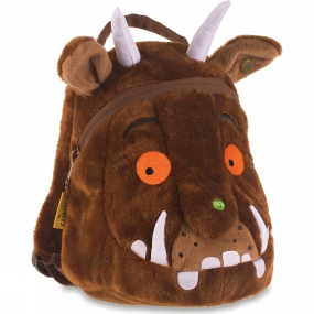 littlelife kids gruffalo rucksack dark brown