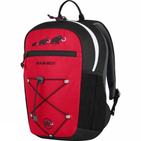 Mammut Kids First Zip 4 Rucksack Black / Inferno
