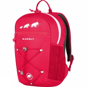 Mammut Kids First Zip 4 Rucksack Light Carmine