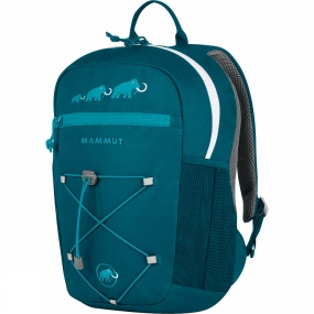 Mammut Kids First Zip 8 Rucksack Dark Pacific