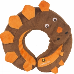LittleLife Kids Dinosaur Snooze Pillow Dinosaur