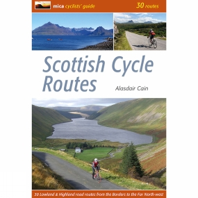 Mica Publishing Mica Publishing Scottish Cycle Routes 1st Edition