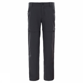 The North Face The North Face Boys Exploration Pants Age 14+ TNF Black