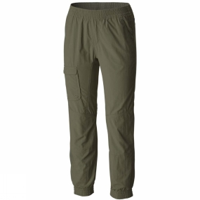 Kids Silver Ridge Pull-On Banded Pants