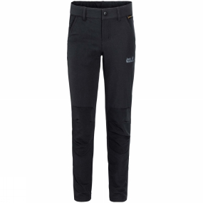 Jack Wolfskin Boys Activate Dynamic Trousers
