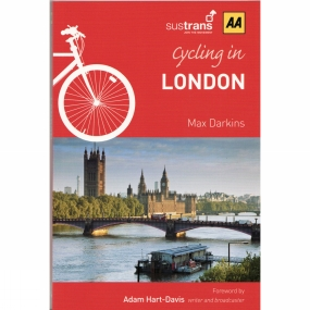 AA Publishing Cycling in London