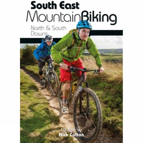 Vertebrate Publishing South East Mountain Biking: North and South Downs