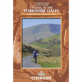 Cicerone Cycling in the Yorkshire Dales No Colour