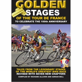 Mousehold Press Golden Stages of the Tour de France